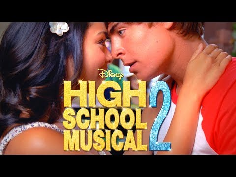 Music  Playlist from High School Musical 2 🎶   🎥  Disney Channel