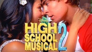 Music Video Playlist from High School Musical 2 🎶  | 🎥  Disney Channel