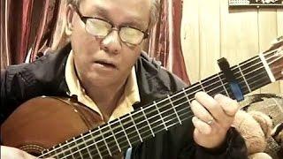 Cây Đàn Bỏ Quên (Phạm Duy) - Guitar Cover
