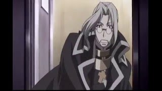 Trinity Blood- catherina and abel- far away please comment.