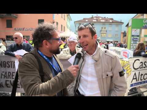 40th Giro del Trentino Melinda: Maurizio Fondriest explains the Forcella di Brez ascent