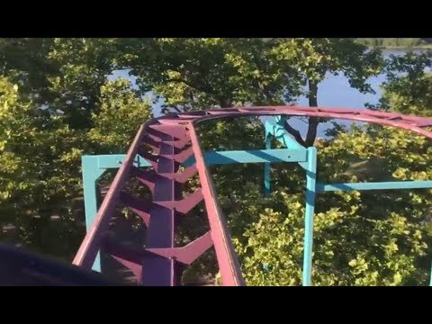 Crazy Mouse on-ride HD Rye Playland