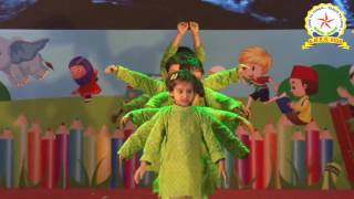 AMES Kids Annual Day 15-04-2017 (Save Trees)