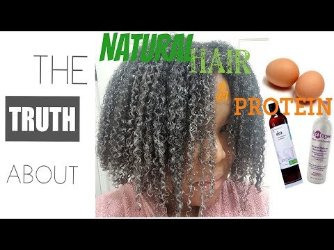 The Real TRUTH about Natural Hair and Protein - TriniGirlNatural