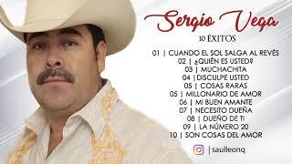 Sergio Vega   10 Éxitos