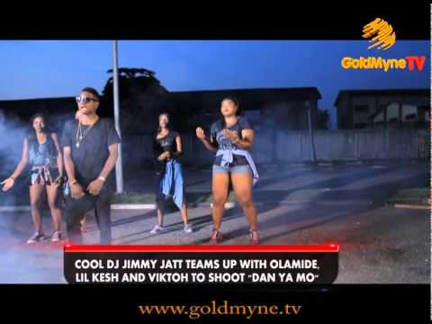 Behind-The-Scene-Video: DJ Jimmy Jatt - Dan Yan Mo Ft. Olamide, Lil Kesh And Viktoh