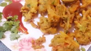 Vegetable Tempura|| vegetable pakora||RAMAZAN special ||by family recipes