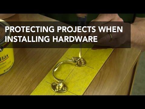 Prevent Damage when Installing Hardware