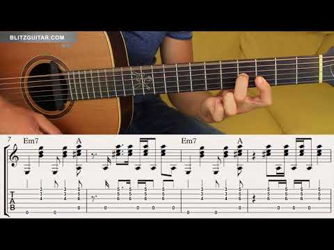 The Major Chord that Sounds Like a Minor | E minor 7 Analysis - YouTube