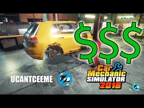 Car Mechanic Simulator 2018 | Best Jobs to Earn Money Fast | How to Make Big Money