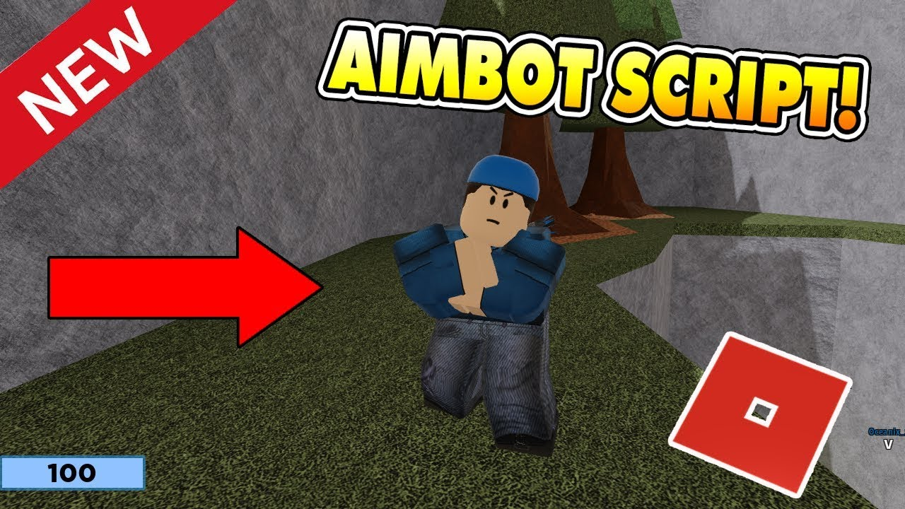 new aimbot and esp script wall hack not patched arsenal roblox