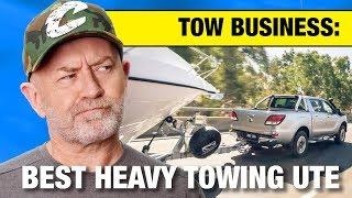 Best 4X4 ute for heavy towing   Auto Expert John Cadogan