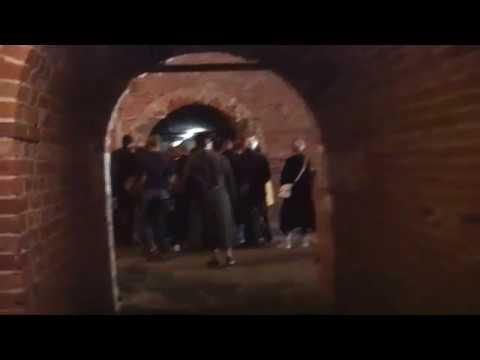 Суровое наследие Кенигсберга !! Форт №11 «Дёнхофф» (Fort XI Dönhoff) Калининград.