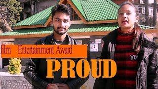Film ENTERTAINMENT AWARD PROUD