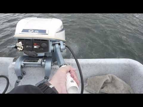 Evinrude Fastwin 18 Hp
