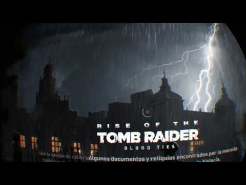 Tomb Raider. Lazos de sangre VR. Impresiones en directo. Español PS4