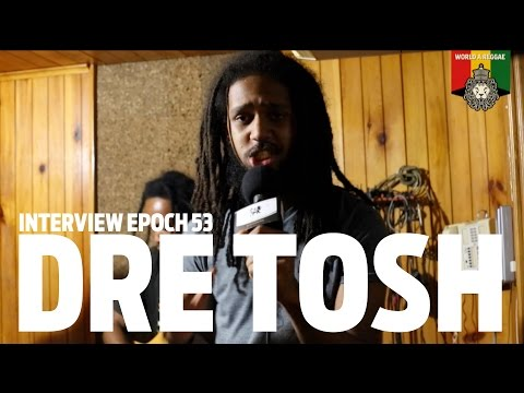 Interview Dre Tosh and Epoch 53, January 2016