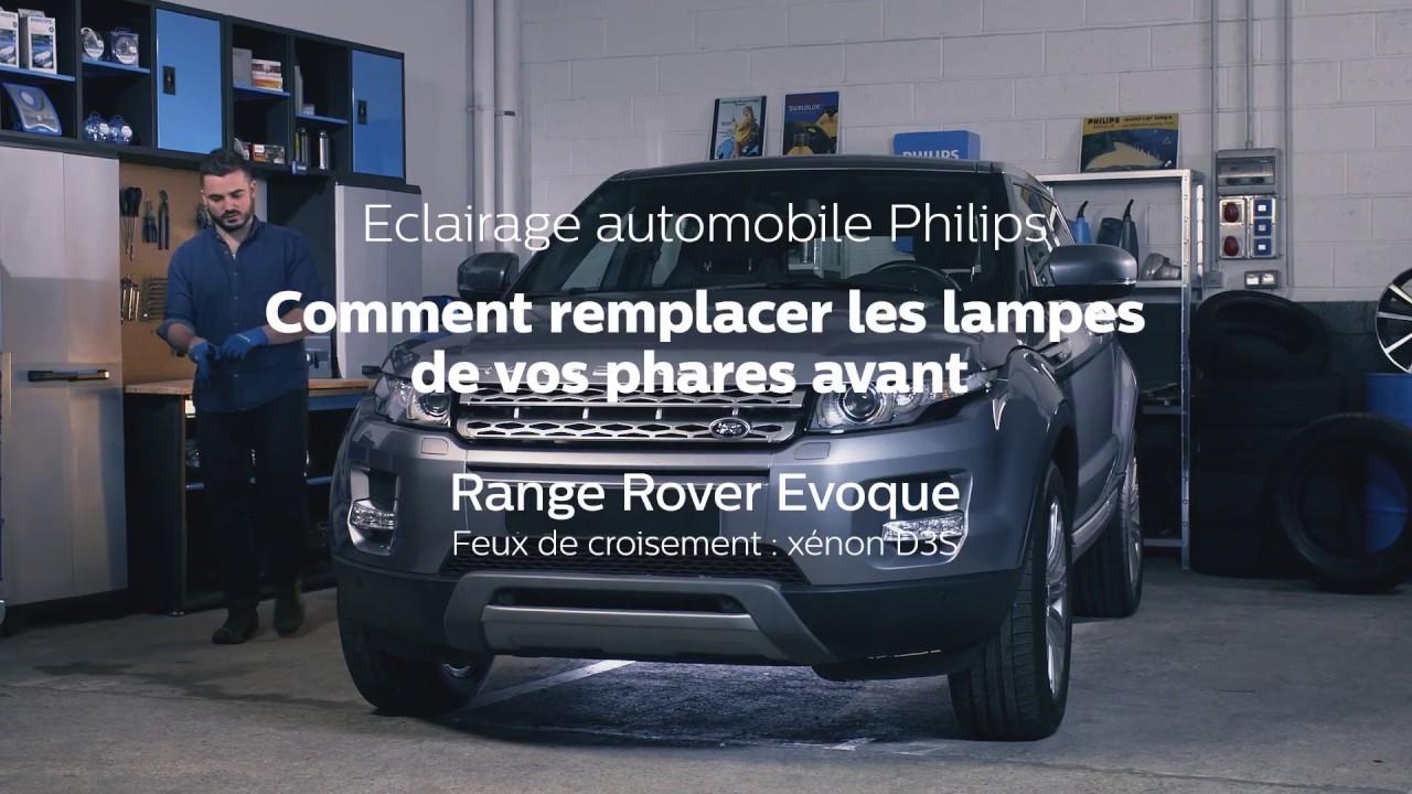 Land Rover Range Rover L322 Phare Commutateur
