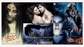Bollywood Horror Mashup 2013, 2012  (Bollywood Songs Collection)