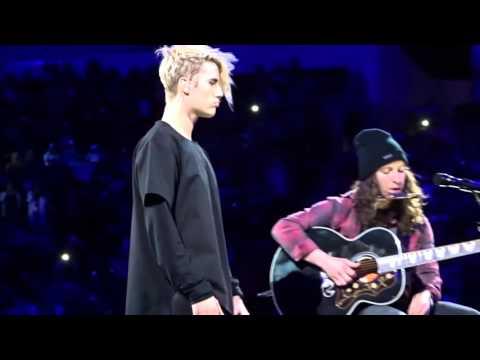 Justin bieber- Love Yourself ft. Ed sheeran lyrics [official video]