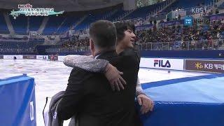 2017年01月、韓国フィギュアスケート総合選手権、チャ・ジュンファン、S...