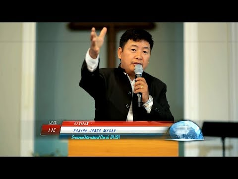 Pastor Janga Magar : Who is Great in the Kingdom of God?