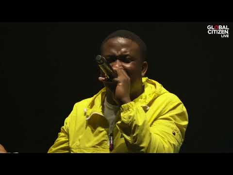 Kojo Funds Performs 'Warning' | Global Citizen Live in Brixton 2018