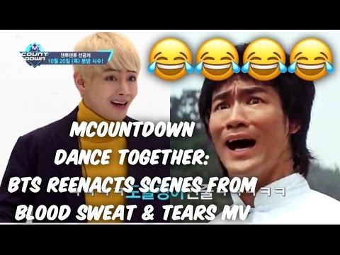 161020 방탄소년단(BTS) 댄투댄투 Dance Together Reaction (Part 1)