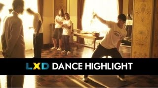 THE LXD'S DANCE SCENES -- LESSONS [DS2DIO]
