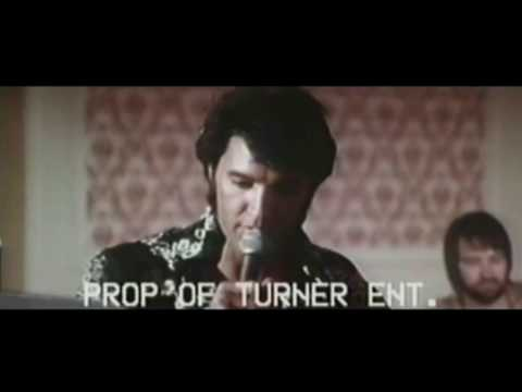 Elvis : 'Santa Claus is Back in Town'  (With 1970 Rehearsal film)