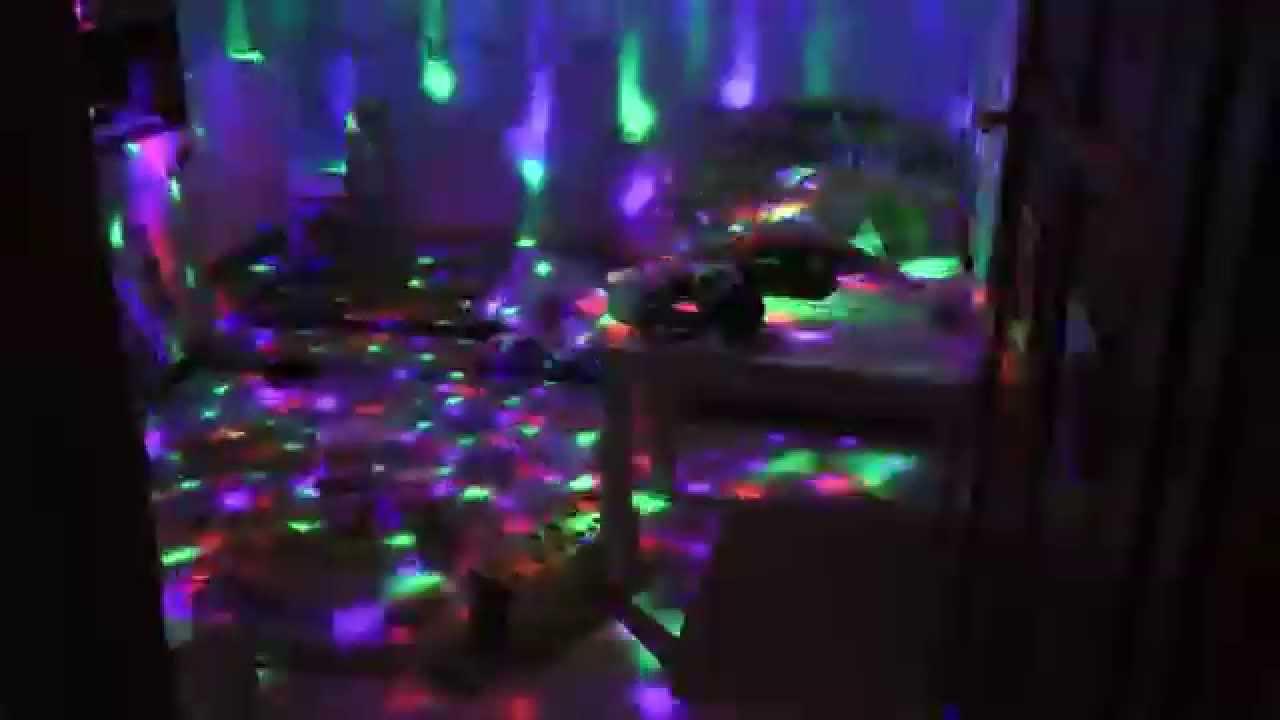 livarno lux led party light youtube. Black Bedroom Furniture Sets. Home Design Ideas