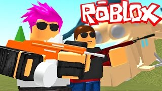 ROBLOX DayZ!! - DayZ Survival Minigame In Roblox (Roblox Gameplay)