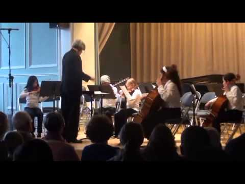 Fanfare - Germantown Junior Orchestra, Settlement Music School