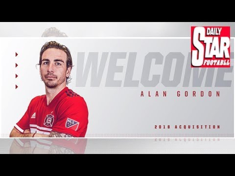 Chicago Fire Soccer Club Signs Alan Gordon