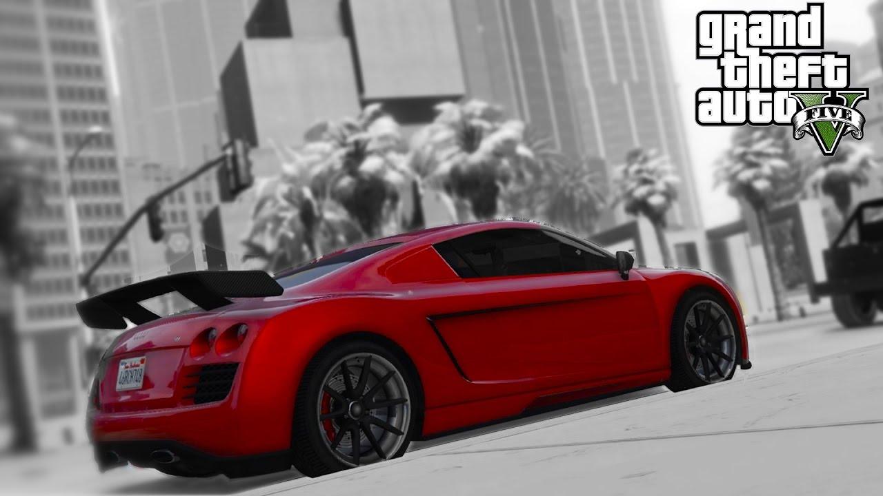 INSANE SNOW DRIFTMONTAGE   GTA 5 Driftmontage - SkillToBendner - GTA 5 Snow Driftmontage featuring Victerlaf!