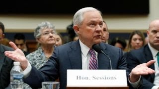 Sessions defends himself from Trump's criticism