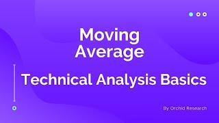 Moving Average method - moving average forecast