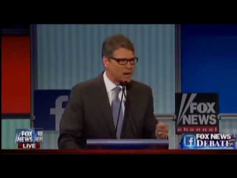 Rick Perry Forgets During Debate How Long He Was Governor