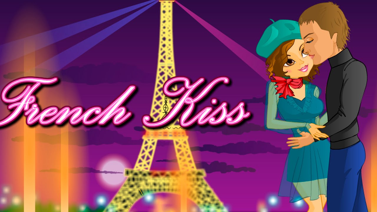 french kiss girl
