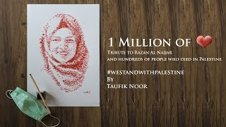 Gambar cover Last Interview Razan Najjar - A Million Loves for Razan Al Najjar and Palestine -