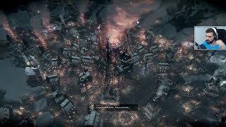[NO SOUND] Frostpunk: The Fall of Winterhome #7 - Finał