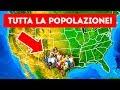 12 Curiosità Sulla Geografia Degli USA che Nessuno ti Ha Mai Raccontato