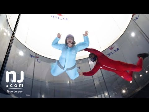 iFly Paramus is N.J.'s first indoor skydiving experience