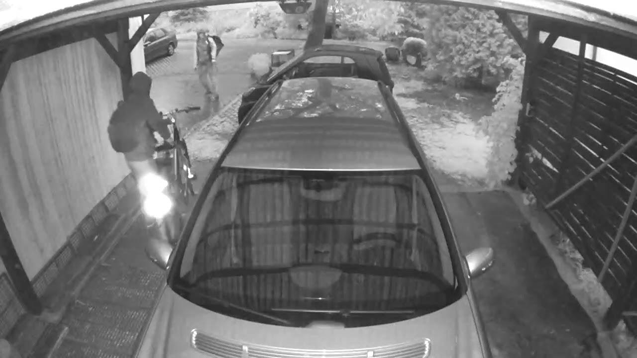 Fahrrad Diebstahl In Gorlitz Arlo Pro Netgear