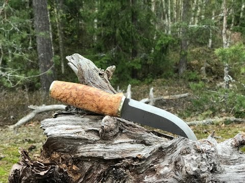 Special Dimensions Roselli Puukko - Knife Making - HowTo