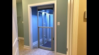 Stiltz Lift Trio Alta Shaftless Elevator Video | HomeElevators.com