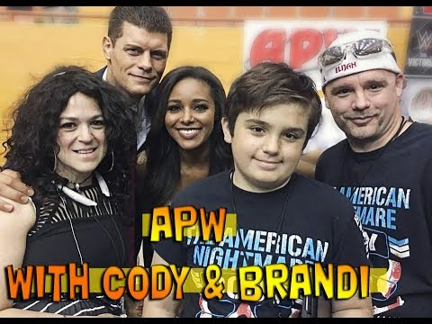 Relay 4 life & Steel Cage APW with Cody Rhoades  (Daily #986)