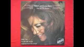 Vikki Carr - For All We Know