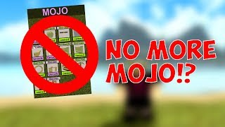 NO MORE MOJO!? **UPDATE LEAKS** | Roblox
