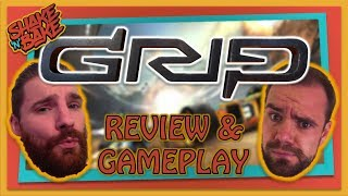 GRIP Combat Racing (Xbox One) | Honest Review and Multiplayer Gameplay